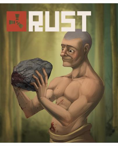 Rust / [2014, Симулятор, sandbox, fps]