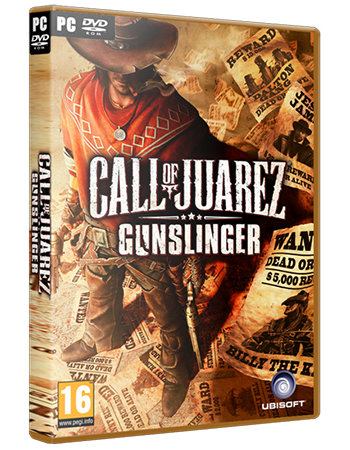 Call of Juarez: Gunslinger [v 1.05 + 2 DLC] (2013) PC | Steam-Rip