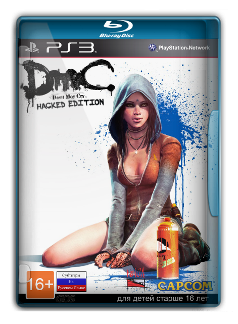 DmC: Hacked Edition[EUR] [RUS] [4.21+]