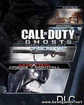 [XBOX360]Call Of Duty Ghosts Onslaught [MULTI][Region Free][DLC]
