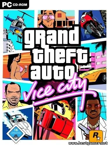 GTA / Grand Theft Auto: Vice City - Retro City (2003-2010) PC | RePack
