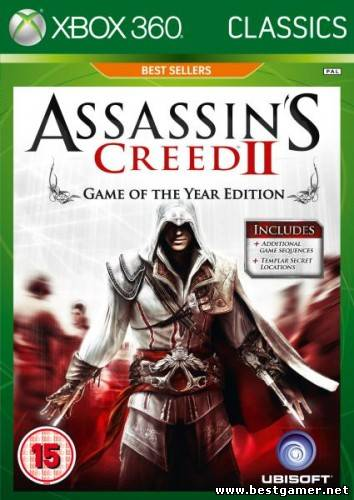 [JTAG/FULL] Assassin's Creed II GOTY [JtagRip/Russound]