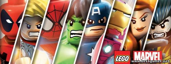LEGO Marvel Super Heroes [Update 3 / v.1.0.0.42829] (2014) PC | Патч