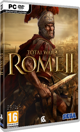 Total War ROME II(Update 9 + DLC)-RELOADED