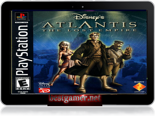 [Android]Ром-Atlantis: The Lost Empire (rus) от BESTiaryofconsolGAMERs
