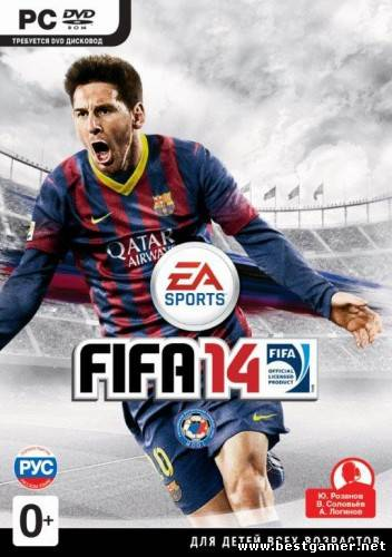FIFA 14 Ultimate Edition(1.4.0.0) (Multi13/ENG/RUS) [Repack] от z10yded