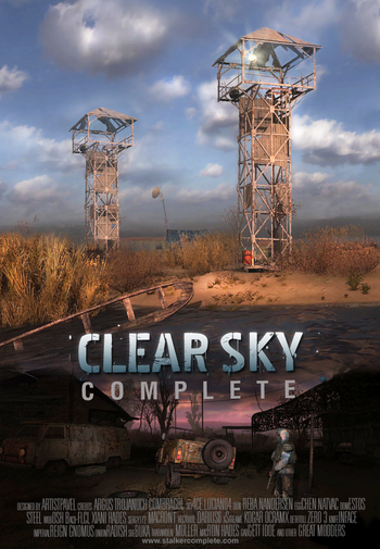 S.T.A.L.K.E.R.: Clear Sky - Complete [v 1.1.3] (2010) PC | Mod