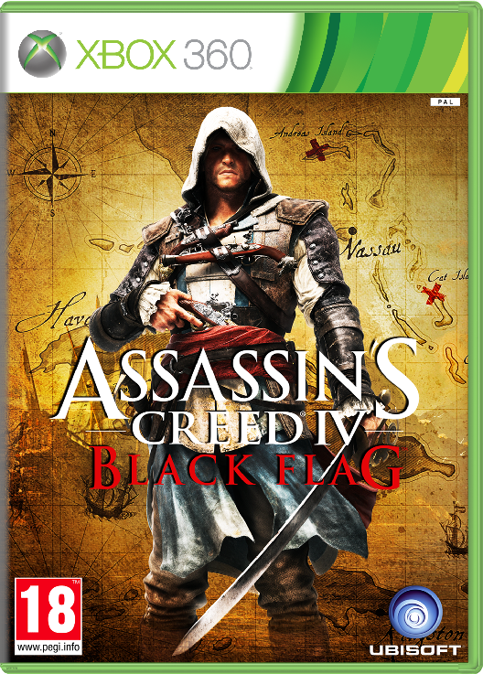 [BESTiaryofconsolGAMERs]Assassin's Creed IV: Black Flag +DLC[JtagRip/RUS]