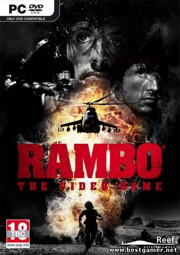 Rambo - The Video Game (ENG) {R.G Bestgamer.net} Rip