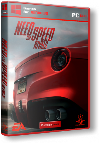 Need For Speed Rivals Digital Deluxe Edition (Electronic Arts)[v.1.4.0.0]) (RUS/RUS) Repack �� xatab ��������� 23.02.2014 �.