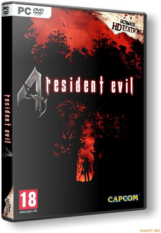 Resident Evil 4: Ultimate HD Edition [2014, ENG(MULTI)\ENG, Lossless RePack] �� Decepticon