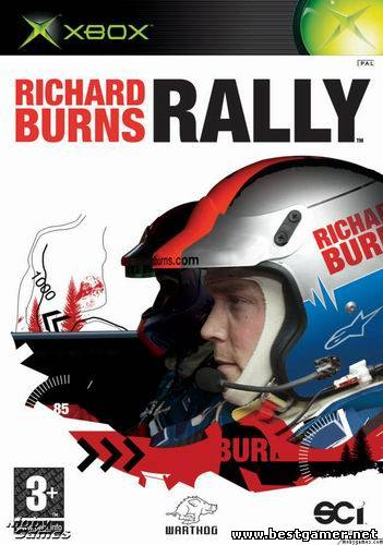 [XBOX] Richard Burns Rally [RUS/ENG/NTSC]