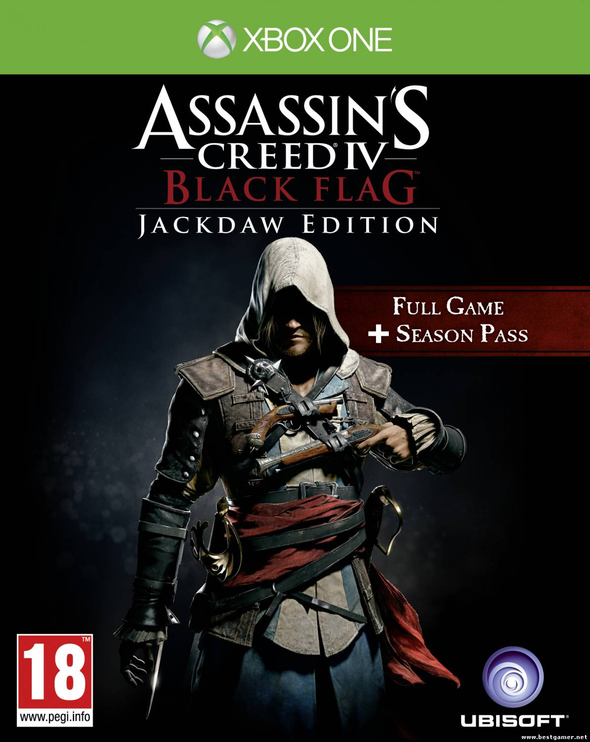 Анонсировано Assassin's Creed IV: Black Flag Jackdaw Edition