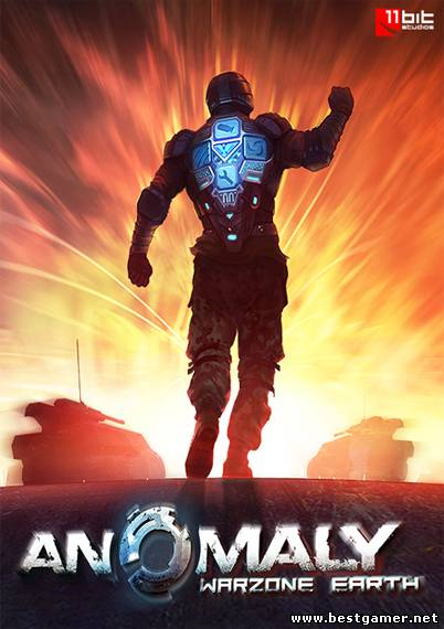 Anomaly: Warzone Earth / Аномалия: Поле битвы Земля (2011) [Ru/Multi] (1.0) License