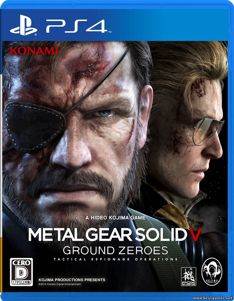 ����� Metal Gear Solid V: Ground Zeroes(HD1080�) �� bestgamer net