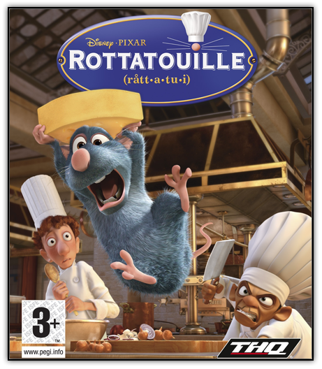[PS3] Ratatouille [EUR\ENG] [RePack] [1xDVD5]