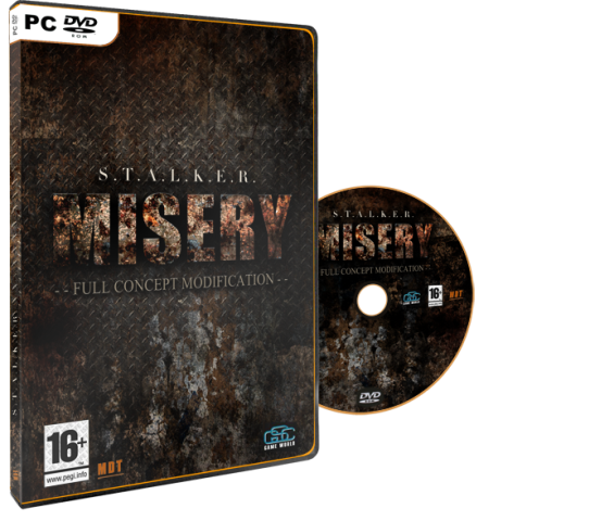 S.T.A.L.K.E.R.: ��� ������� - MISERY 2.1 (2009-2014) PC