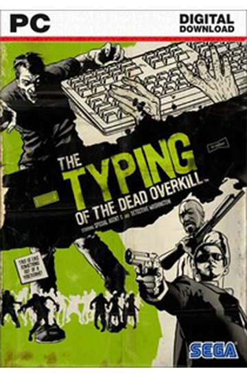 The Typing of The Dead: Overkill (SEGA) (ENG|MULTI4) [RePack] от SEYTER
