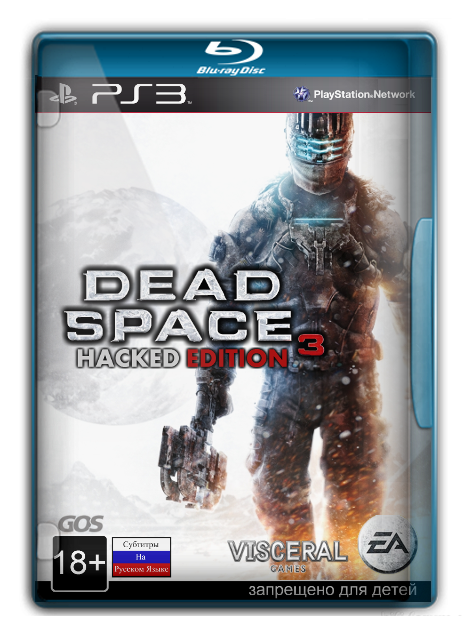 Dead Space 3 [Ru] [4.31] [Cobra ODE / E3 ODE PRO ISO]