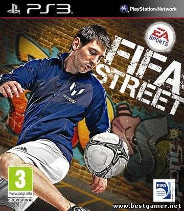 FIFA Street (2012) [PS3] [EUR] 4.01