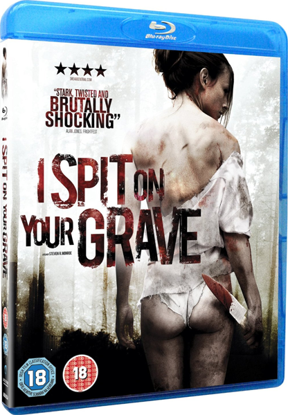 Я плюю на ваши могилы / I Spit on Your Grave (2010) BDRip-AVC от HQ-ViDEO | UNRATED