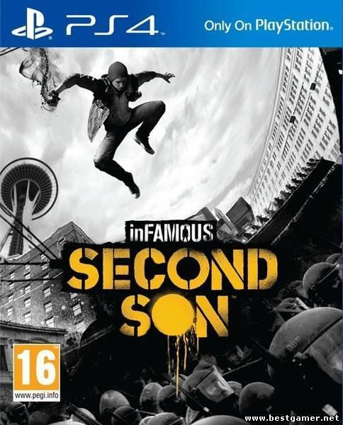 inFAMOUS� Second Son (����� �������� ��������!) �� bestgamer net(HD1080�)