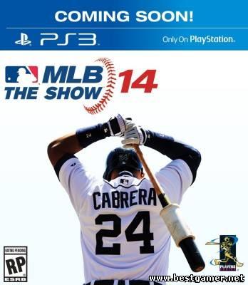 (PS3)MLB 14 The Show(ENG)-iMARS