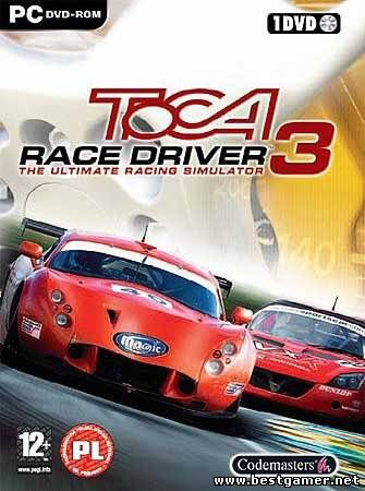 TOCA Race Driver 3 (2006/ENG)-RELOADED
