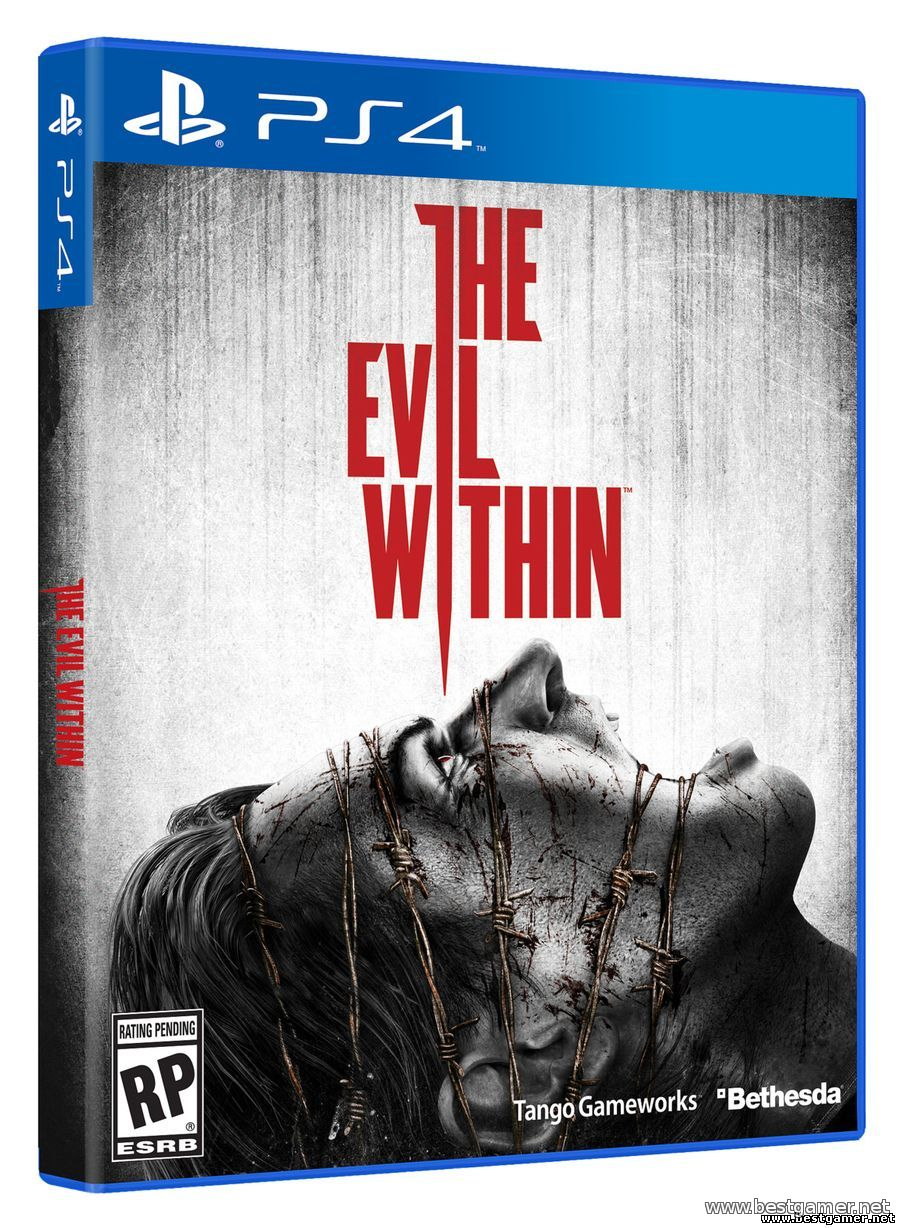 Анонс игры The Evil Within - Зло внутри!