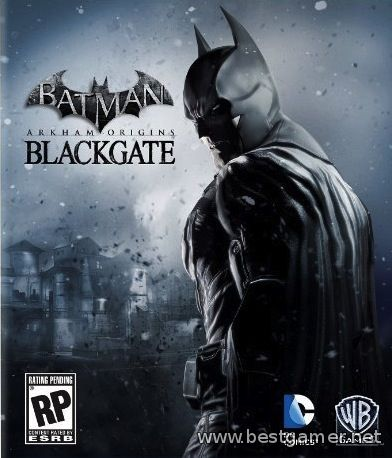 Batman: Arkham Origins Blackgate - Deluxe Edition (MULT ...