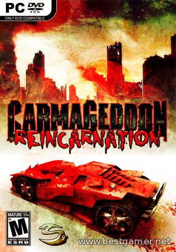 Carmageddon: Reincarnation (Rus/Eng) [Steam Early Access]