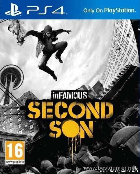 inFAMOUS Second Son������ ������(bestgamer net)