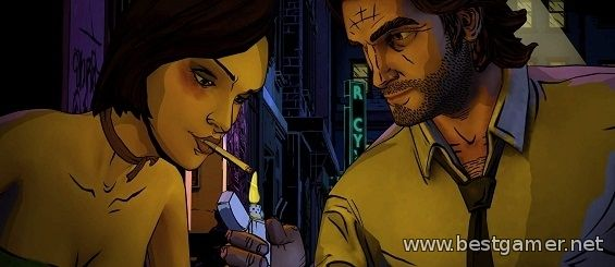 Новый трейлер The Wolf Among Us: Episode 3 - A Crooked Mile