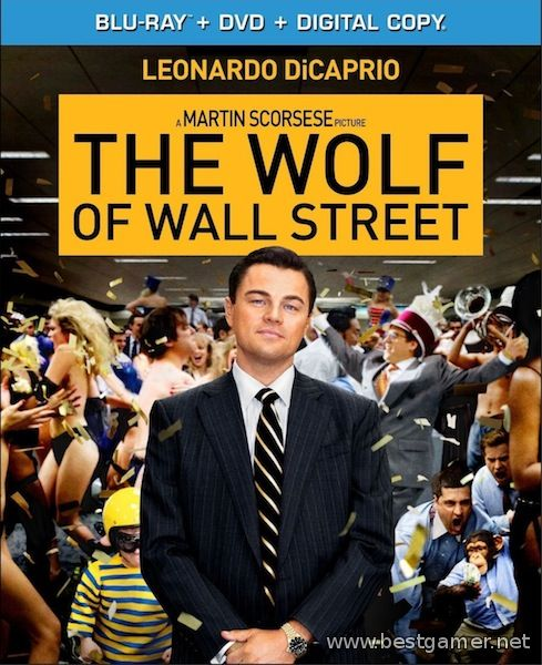 The Wolf of Wall Street (2013) BDRip-AVC