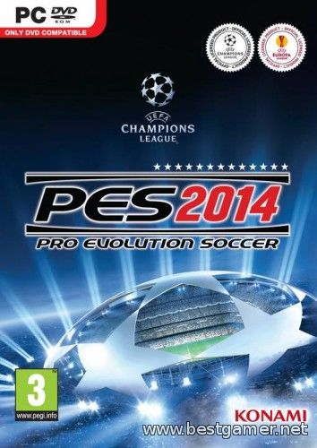 Pro Evolution Soccer 2014 (1.7.0.0/1 DLC/PESEdit Patch 4.1)[Repack] от z10yded