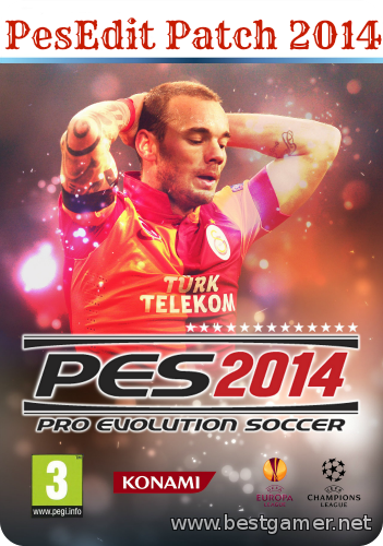 [Patch] PESEdit Patch 2014 (Pro Evolution Soccer 2014) [4.1]