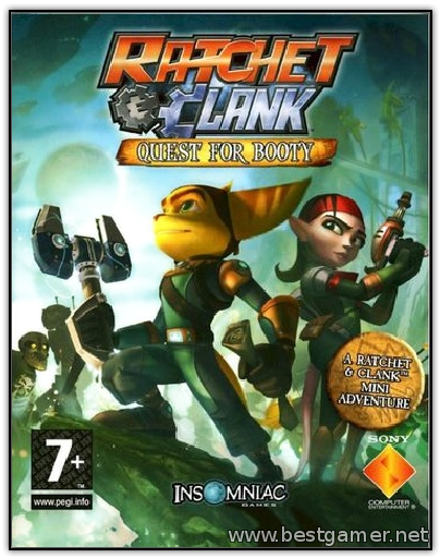 Ratchet & Clank Future: Quest for Booty [EUR] [ENG] [Repack]