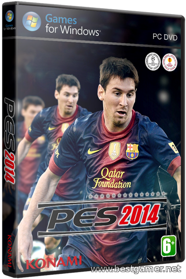 PES 2014 / Pro Evolution Soccer 2014 [v 1.7] (2013) PC | RePack от z10yded