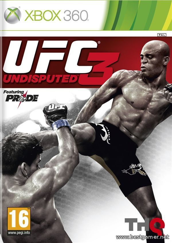UFC Undisputed 3 [XBOX360] [PAL] [ENG] [FreeBoot]