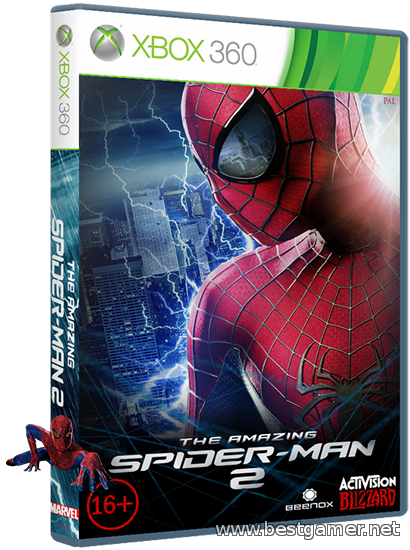 [XBOX360] The Amazing Spider-Man 2 (Region Free/ENG) LT+3.0