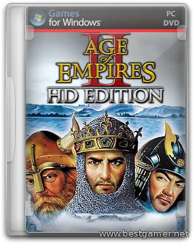 Age of Empires II HD The Forgotten Update v3 5-RELOADED