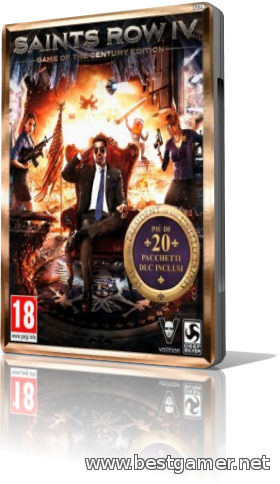 Saints Row IV — Game of the Century Edition(L)