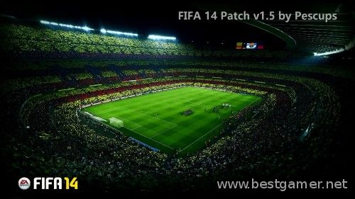 [Patch] FIFA 14 Patch v1.5+ Ultra Графика v2.0 (FIFA 14)[1.5/2.0][Multi]