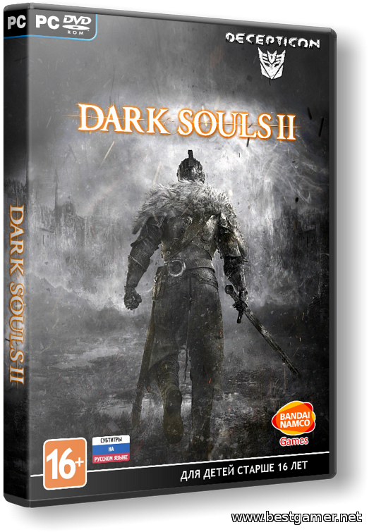 (Update)Dark Souls II v1.02 (3DM)