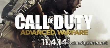 Анонс и трейлер Call of Duty: Advanced Warfare