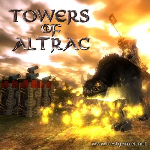 Towers of Altrac. Epic Defense Battles (Eng) [L] - DEFA