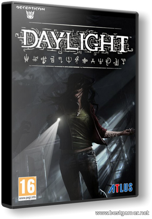 Daylight [2014, ENG/ENG, Repack] от Decepticon