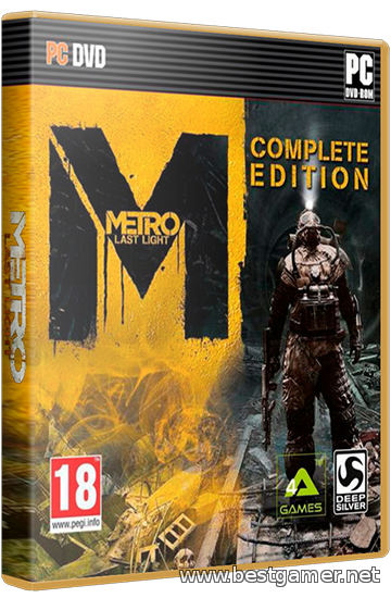 Metro: Last Light - Complete Edition (2013) [MULTi9][RUS][ENG] [L]