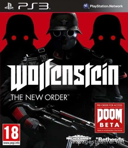 Wolfenstein The New Order (2014) [EUR][RUS][L] [4.55]