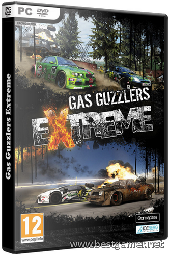 Gas Guzzlers Extreme [v 1.0.4.0 + DLC] (2013) PC | Steam-Rip